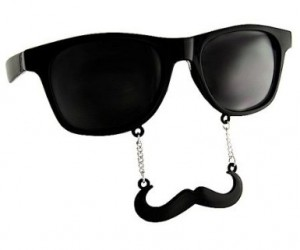 You call yourself a hipster? Be like a sir and be the party with the hilarious original mustache sunglasses. The sunglasses come equipped with an ultra stylish mustache to make […]