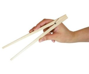 If your chopstick skills are anything like mine then this product is a welcome solution. Shaped like a giant clothespin the EZ chopsticks allow you to grab even the smallest […]