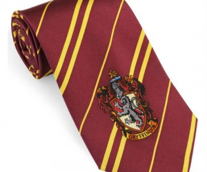 Show your support for your favorite house with the official Harry Potter House ties, available in Gryffindor, Hufflepuff, Slytherin, and Ravenclaw