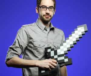 Minecraft Foam Sword – I know it's not a diamond sword but it's sort of the next best thing… foam. Don't forget to check out the minecraft pickaxe to complete […]