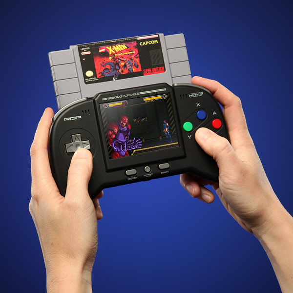 Retro Portable Snes System Shut Up And Take My Money