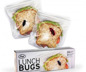 Tired of people stealing your sandwiches at work? Well let's see them try stealing your sandwich if they think there is a big bug on it with the Sandwich Bug […]