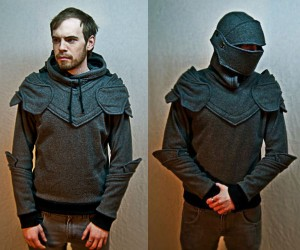 Grey Armored Knight Hoodie – Wow I bet you've never seen a hoodie quite like this. If you've ever wanted to defend your maiden's honor like never before, now is […]