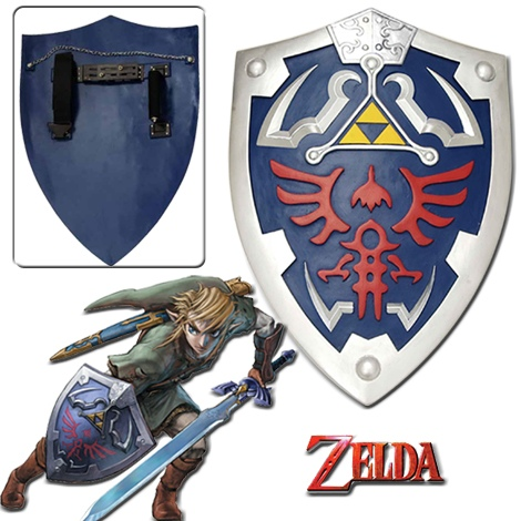 Zelda Shield Shut Up And Take My Money