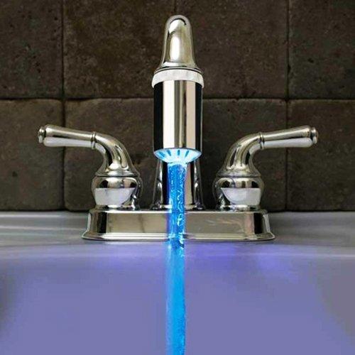 led kitchen sink faucet nozzle