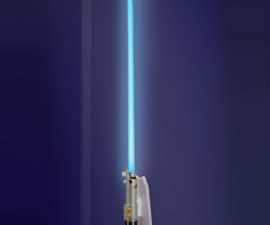 Star Wars Lightsaber Wall Sconce – What better way to light up your room than with a lightsaber wall sconce