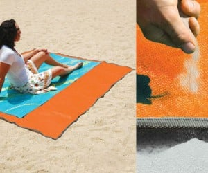 Sandless Beach Mat – If you're tired of getting a ton of sand on your towel when you go to the beach and who isn't then this is the towel […]