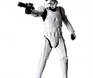 Here it is the authentic stormtrooper costume, sure it's expensive but it's worth every penny