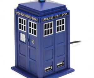 If you're in the market for a USB hub and also happen to be a Doctor Who fan then do we have the perfect product for you! It's the TARDIS […]