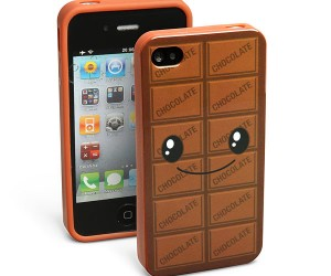 Chocolate Scented iPhone Case – Grab yourself the only iPhone case that smells like sweet sweet chocolate