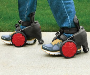 Electric Skates – Because walking is so 2011