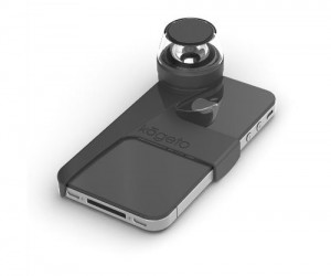 Take Panoramic photos with this 360 view iPhone camera by Kogeto