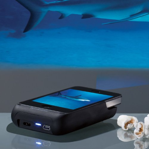 Iphone projector shut up and take my money for Best iphone projector