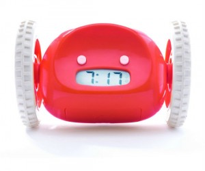 The clocky alarm clock on wheels comes in variety of cool colors and actually runs away once the alarm clock goes off, forcing you to get out of bed and […]