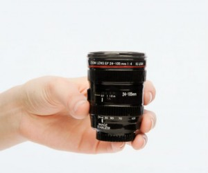 Camera Lens Shot Glass –  You'll definitely be giving the term 'taking shots' a whole new meaning.