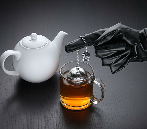 death star tea infuser