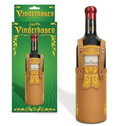 Lederhosen Wine Cover | Shut Up And Take My Money