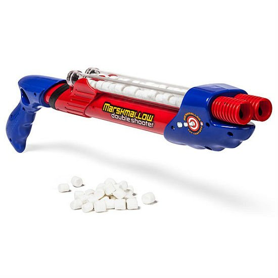 marshmallow double shooter