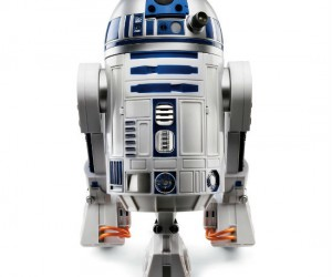 Own your very own voice activated R2-D2, this little guy responds to voice commands, navigates rooms and hallways, and makes any home feel like it has been transported to a galaxy […]
