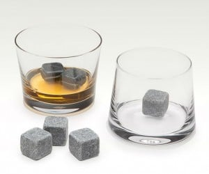 Whiskey Stones 100% better than kidney stones