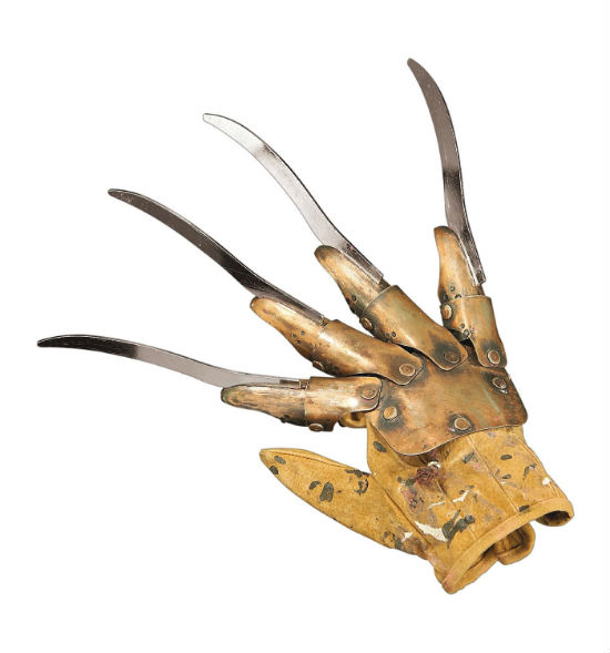 freddy replica glove