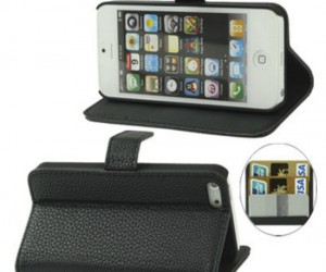iPhone 5 Wallet and Stand Case – If your pocket or purse is getting too bulky with your iPhone, wallet, and stand for your iPhone; Why not save some room […]