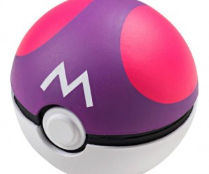 Gotta catch 'em all, and none of them will get away with the Master Pokèball!