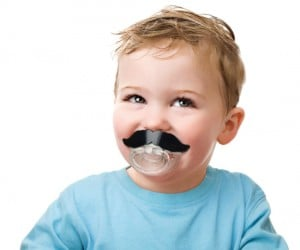 Mustache Pacifier – Mustaches make the world go around, and they should be be appreciated by fans of all ages! Your baby can have his first mustache long before puberty […]