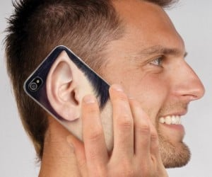 Spock Ear iPhone Case – Live long and prosper with the realistic Spock ear iPhone case