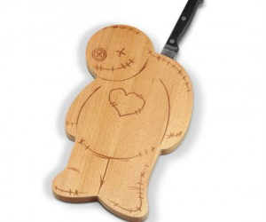 Voodoo Cutting Board – The kitchen is the perfect place to take out your aggressions toward somebody, you already have a knife handy in there. Or you could just use this […]