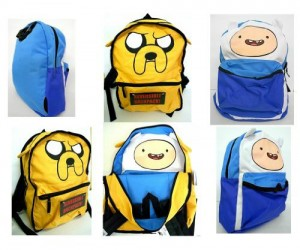 Adventure Time Backpack – Whether you're a fan of Finn the human or Jake the dog or especially both, you'll love to carry them on your back and make them […]