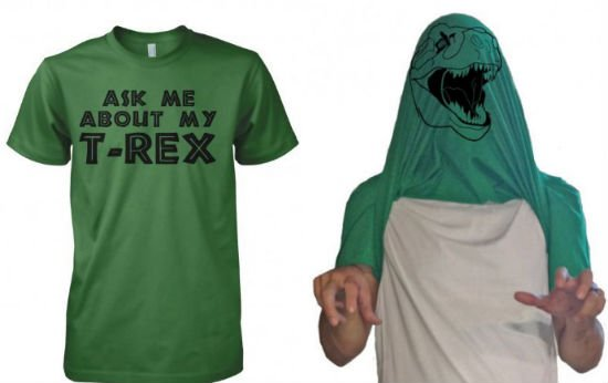 Extrêmement Ask Me About My T-Rex Shirt | Shut Up And Take My Money VW19