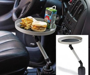 Car Cup Holder Table – It's not fair that your car only provides a place for your drink, wouldn't it be nice if there was a place for the rest […]