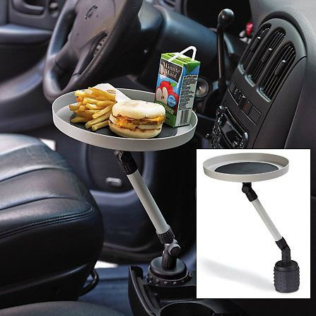Car Cup Holder Table