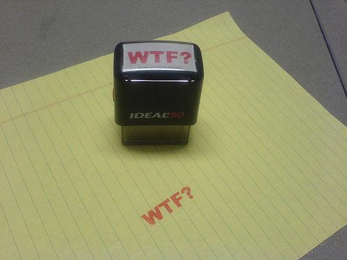 wtf stamp