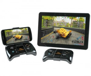 Who says apple has to have all the cool accessories? You can play games on any android 2.3 or higher enabled devices using this controller. The smaller devices (smartphones) even […]