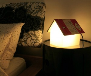 Book Rest Lamp – Too tired to finish reading your book and you can't find your bookmark? This lamp will hold your place for you, while turning into an adorable […]