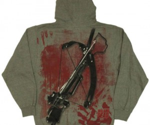 The Walking Dead Daryl Hoodie – You can dress up as the most badass character in The Walking Dead!