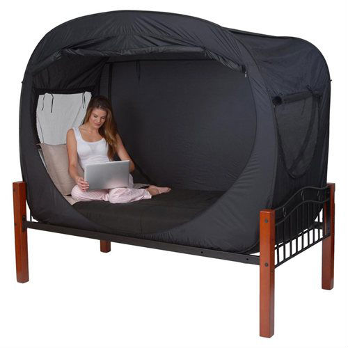 Privacy Bed Tent Shut Up And Take My Money