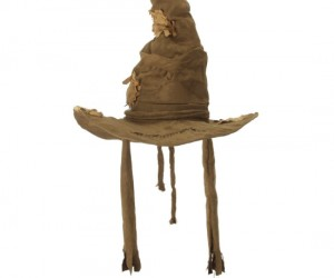Harry Potter Sorting Hat – Not Slytherin, not Slytherin… Well unless you prefer Slytherin, remember the Sorting Hat does take requests.