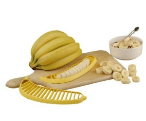 Banana Slicer – Own the best damn banana slicer in town!