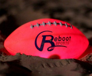 LED Football – It's never too dark outside to play football when your ball lights up via LED!