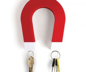 Never lose your keys again with the Jumbo Key Magnet
