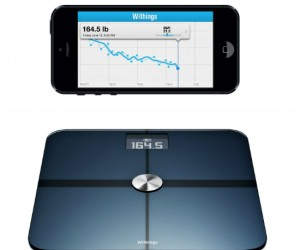 Now your bathroom scale can be smart enough to keep track of your weight and BMI for you, as long as you have WiFi anyways. It can send your information […]