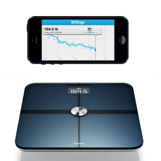 WiFi Bathroom Scale | Shut Up And Take My Money