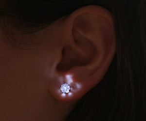 LEDs are everywhere nowadays, make those crystals sparkle!