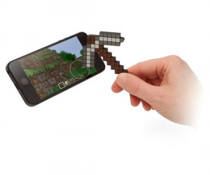 Minecraft Pickaxe Stylus – Perfect for playing Minecraft mobile!