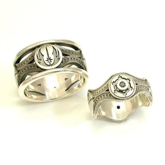 Star wars wedding ring set shut up and take my money for Star wars wedding rings