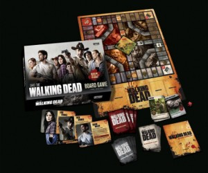 The Walking Dead Board Game – A total MUST HAVE!!! for any Walking Dead fan!