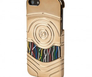 C3PO iPhone Case – Looks good and goes great with the Chewbacca and Han Solo iPhone Cases too!